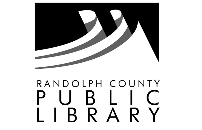 Logo for Randolph County Public Library