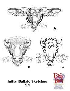 Buffalo_sketch-1