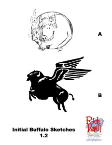 Buffalo_sketch-2